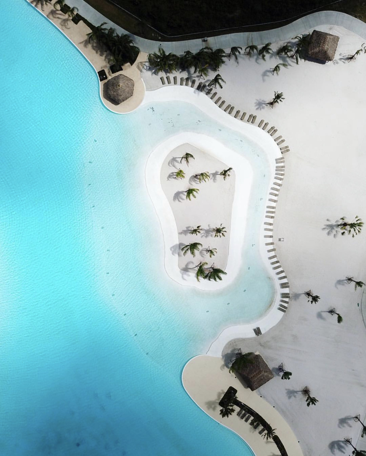 The Crystal Lagoon At Epperson Ranch Now Open